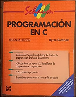 programacion en c byron gottfried