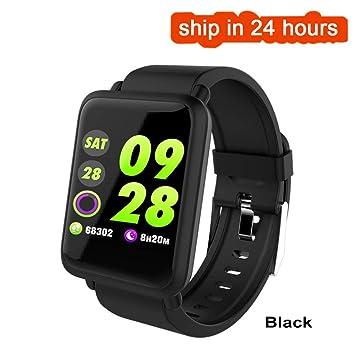 YJRIC Reloj Deportivo Smart Watch para Hombre IP68 a Prueba de ...