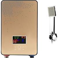 Garosa Doorstroomverwarmer, elektrisch, zonder tank met automatische temperatuurtechnologie, 220 V, 6500 W, voor ketel…