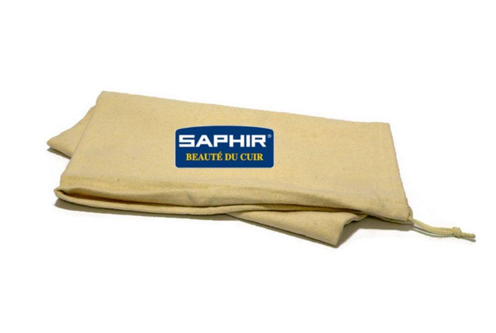 Saphir Shoe Storage Bag - Cotton - Shoe Protection on Dust, Light & Moisture by Saphir France (Image #1)