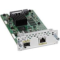 Cisco NIM-1GE-CU-SFP= 1 Port Ge WAN Nim Dual-Mode RJ45 & SFP Module