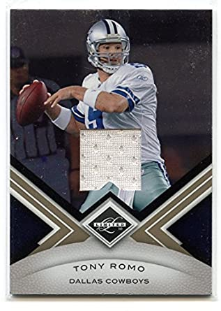 2010 Limited Threads  28 Tony Romo Cowboys Jersey at Amazon s Sports  Collectibles Store 7476c9613