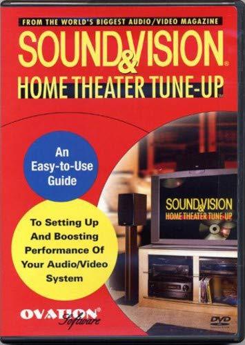 Sound & Vision Home Theater Tune-Up (Dvd Test Sound Surround)