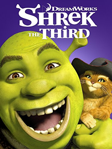 Shrek the Third (Puss In Boots Shrek)