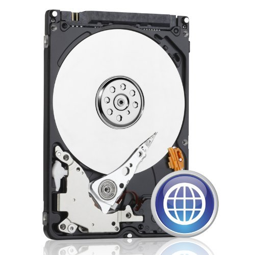 Consumer Electronic Products WD Blue 500 GB Mobile Hard Drive: 2.5 Inch, 5400 RPM, SATA II, 8 MB Cache - WD5000BPVT Supply Store (Sata 8mb Mobile)