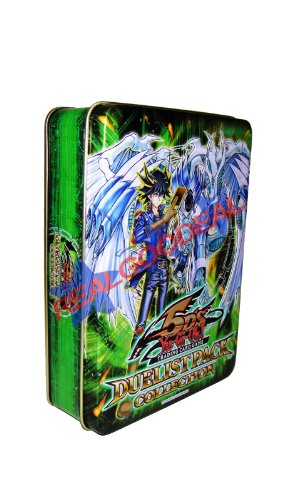 - YuGiOh 5D's 2009 Duelist Pack Collection EXCLUSIVE Mini Tin ( Stardust Dragon...