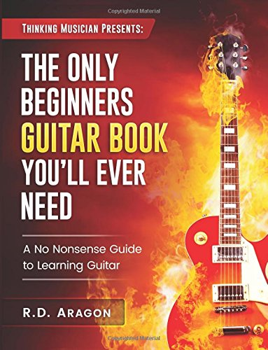 Amazon.com: The Only Beginners Guitar Book You\'ll Ever Need ...