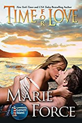 Time for Love (McCarthys of Gansett Island Series, Book 9)