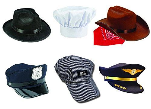 Aerom (Airline Pilot Hat)