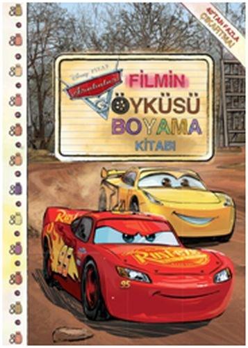 Arabalar 3 Filmin Oykusu Boyama Kitabi Collective 9786050942910