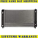 #8: Radiator For Chevrolet GMC Fits S10 Sonoma 1826