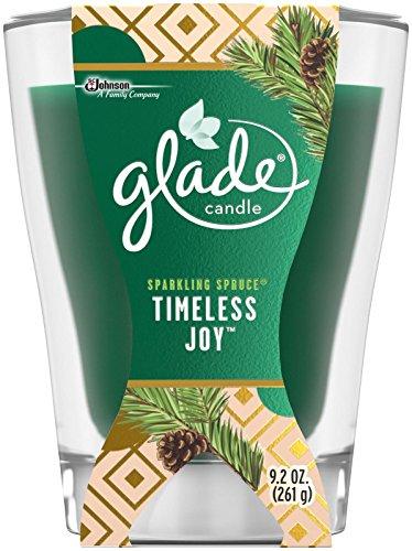 Glade Large Jar Candle Air Freshener - Timeless Joy