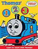 Thomas' 123: Learn to Count with Thomas (Thomas & Friends)
