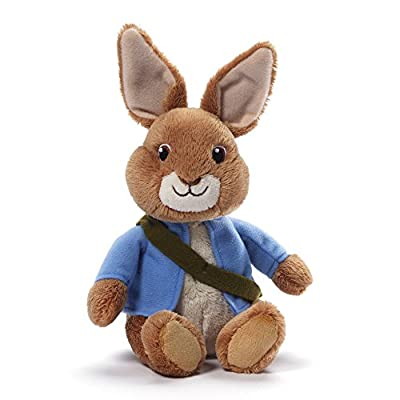 Gund 4048619 Peter Rabbit Sound Stuffed Animal Plush