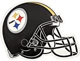 NFL Pittsburgh Steelers Outdoor Small Helmet Graphic Decal