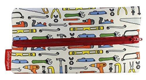 Selina-Jayne DIY Tools Limited Edition Designer Pencil Case