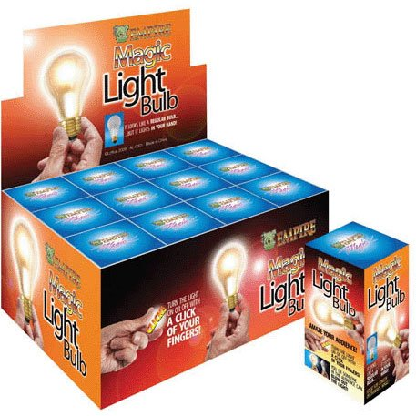 MMS Magic Light Bulb Trick