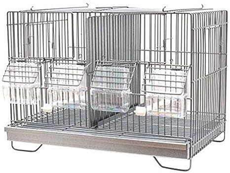 JAULA DE CRIA DE 40 CM: Amazon.es: Productos para mascotas