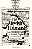 img - for The Jewish Holocaust (Clipper Studies in the Theatre,) book / textbook / text book