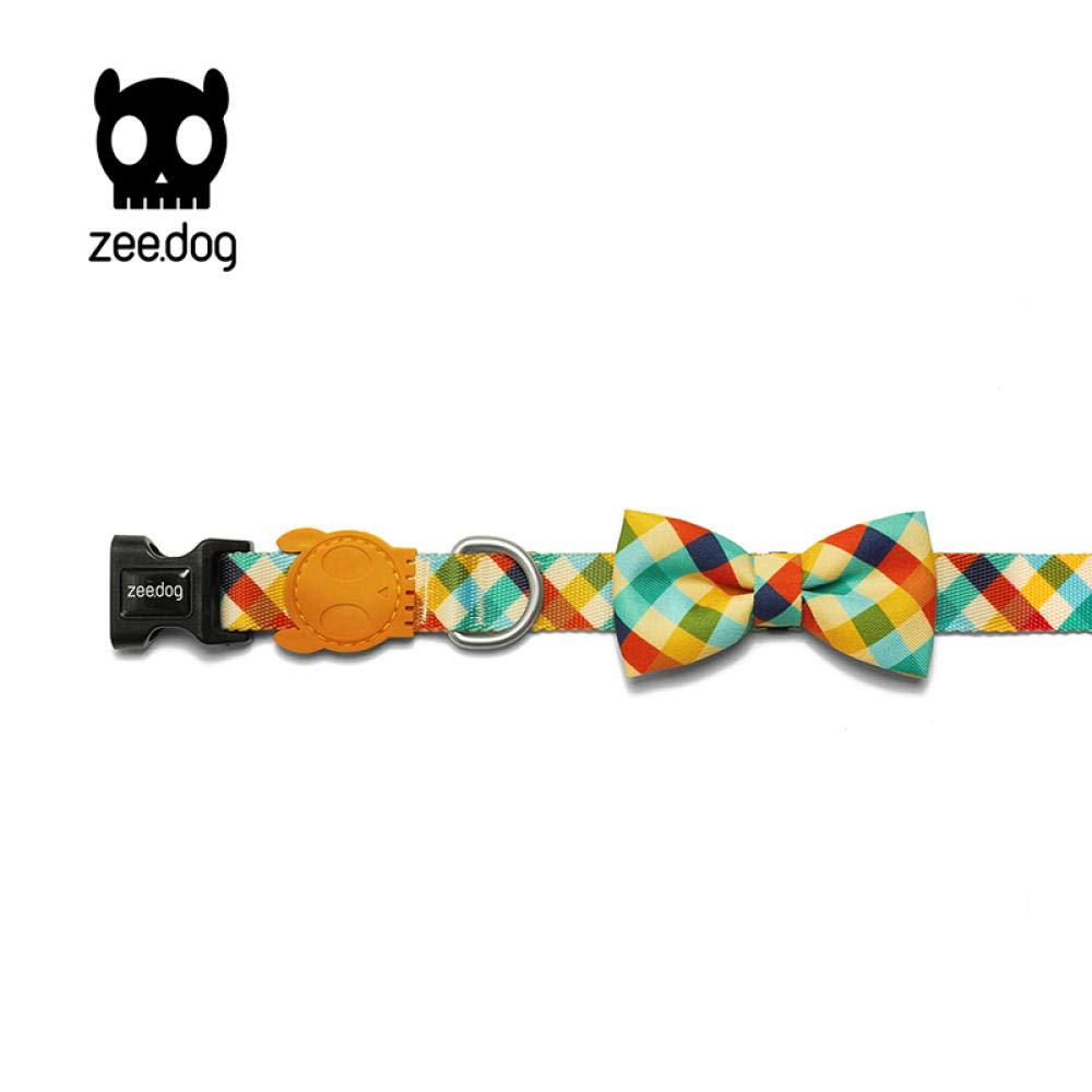 L Pet supplies 1 Correa de Perro Zeedog Serie de Jazz en inglés ...