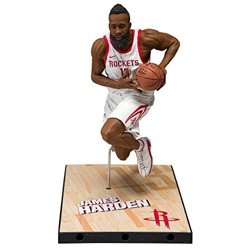 - McFarlane Toys NBA Series 31 James Harden Houston Rockets Action Figure