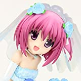 Plum Ro-KYU-Bu! SS: Tomoka Minato PVC Figure (Blue Wedding Dress Version)