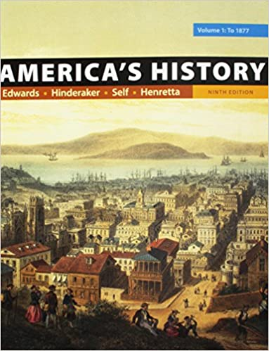 americas history concise 9th edition
