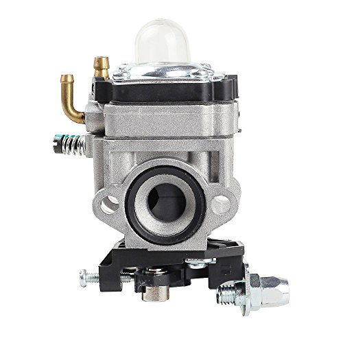 Savior 10mm Carburetor 22cc 23cc 24cc 25cc 26cc 33cc 35cc 36cc Gas Scooter 2 Stroke Carb for Trimmer Brush Cutter Petrol go Karts