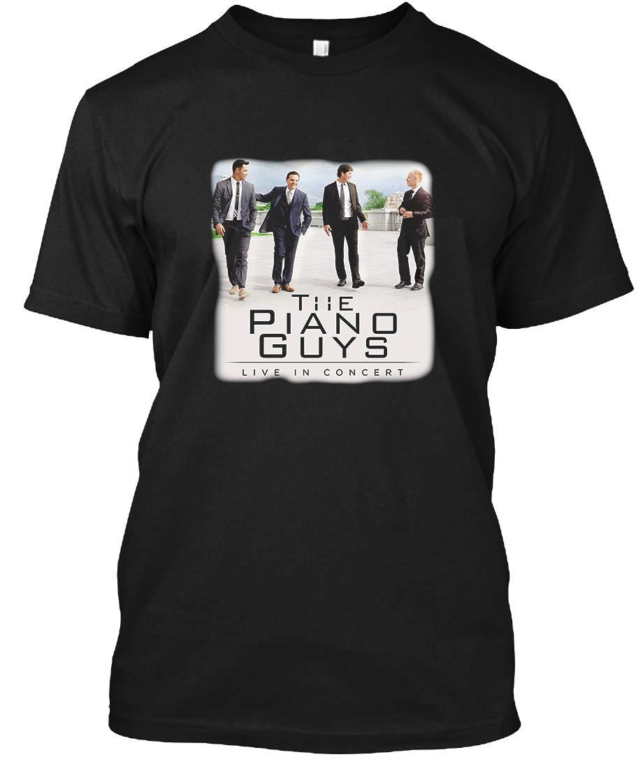 The Piano Guys Tour 20182019 Concert 19 Teetshirt