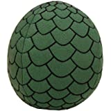 Peluche Jeu de Game of Thrones œuf Dragon Vert