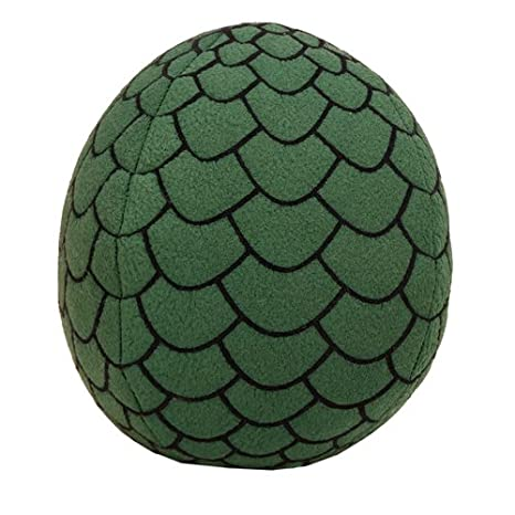 Factory Entertainment Game of Thrones Dragon Egg Green Plush