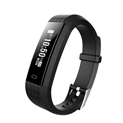 Amazon.com: Laideyilan ZY68 Smart Bracelet,Bluetooth Heart ...
