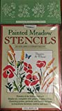 Painted Meadow Stencils - Poppies and Wheat (Bk. 2)