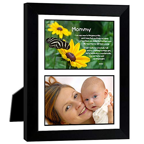 Gift for New Mom Poem from Baby Daughter or Son, Add Photo