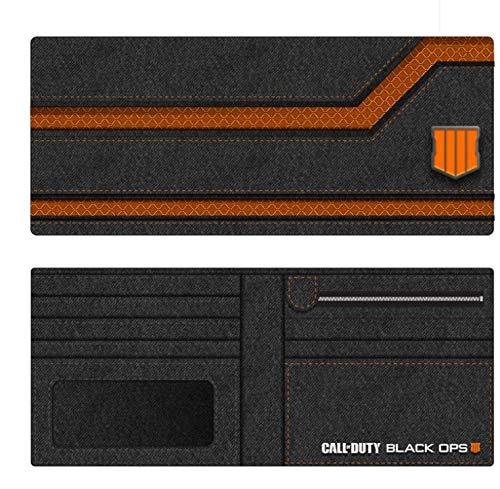 Call of Duty Official Black Ops 4 Wallet Numskull 1029099