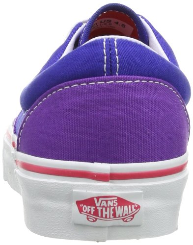 Pansy U THE SURF PANSY unisex Negro Schwarz de Surf The Vans Zapatillas lona ERA wdqPxwR4