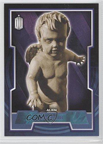 Cherub #6/199 (Trading Card) 2015 Topps Dr. Who - [Base] - Blue #58