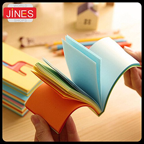 5pcs/set Stationery lovely hollow small deer notes notebook Portable School office supplies Writing Pads Material Escolar