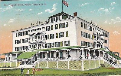 F6813 NH, Mount Vernon Grand Hotel -