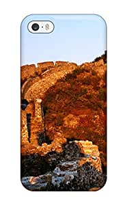 Frank J. Underwood's Shop 1309230K84410739 Defender Case With Nice Appearance (locations Great Wall Of China) For Iphone 5/5s
