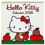 Hello Kitty Wall Calendar L 2018