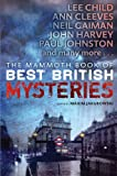 The Mammoth Book of Best British Mysteries 10