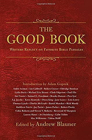 book cover of The Good Book