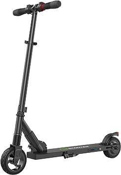 Amazon.com: MegawhEELS S1 Patinete eléctrico – ligero ...