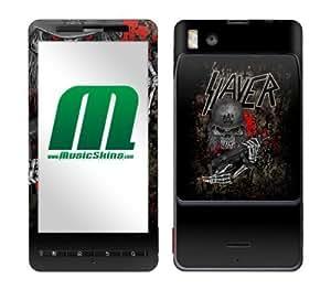 MusicSkins, MS-SLAY20151, Slayer - Murder Is My Future, Motorola Droid X/X2, Skin