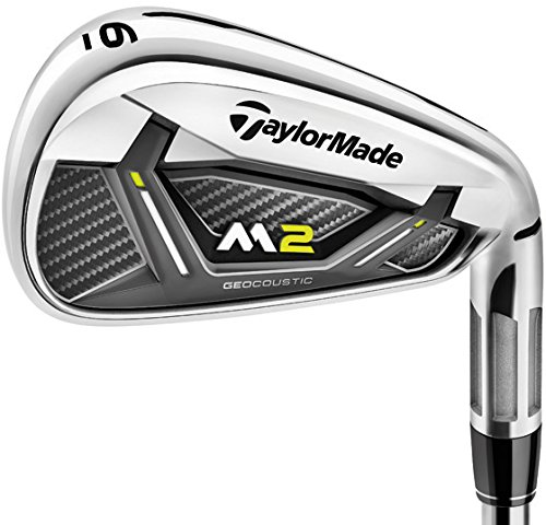 TaylorMade IRS-M2 17 4-P R Golf Iron Set, Right Hand