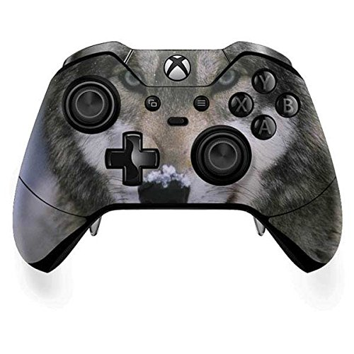 Animal Photography Xbox One Elite Controller Skin - Gray Wolf at International Wolf Center | Animals & Skinit Skin by Skinit