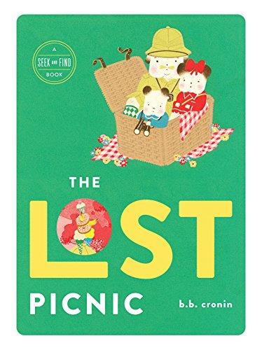 The Lost Picnic (Riviera Picnic Basket)