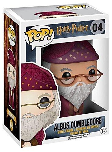 Funko Harry Potter POP! Movies Vinyl Figure Albus Dumbledore 10 cm Mini figures