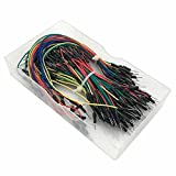 jumper wires bread board - McIgIcM Jumper Wires,180pcs Male to Male Solderless Flexible Breadboard Jumper Wires for Arduino Breadboard